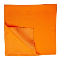 Nickituch Halstuch Twill orange
