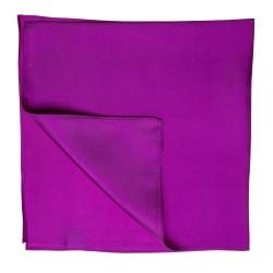 Nickituch Halstuch Twill purpur-violett