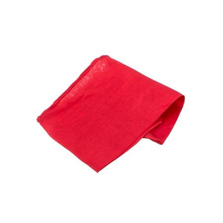 Kavalierstuch Einstecktuch Seide 28x28 cm Paprika rot
