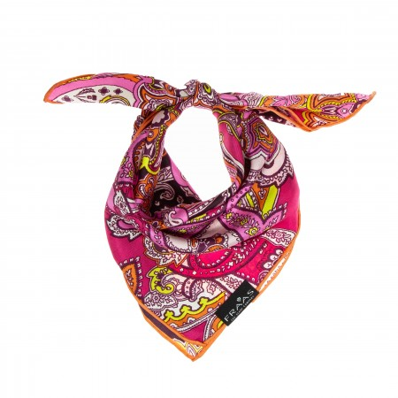 Nickituch Paisley pink