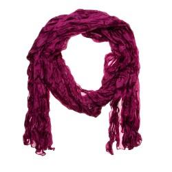 Knitterschal Halstuch Schal XXL Purple
