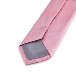 Seidenkrawatte rosa altrosa hellrosa reine Seide unifarben