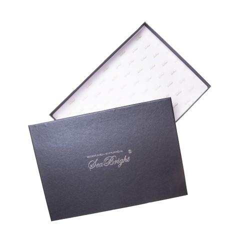 Geschenkverpackung Seidenflanell
