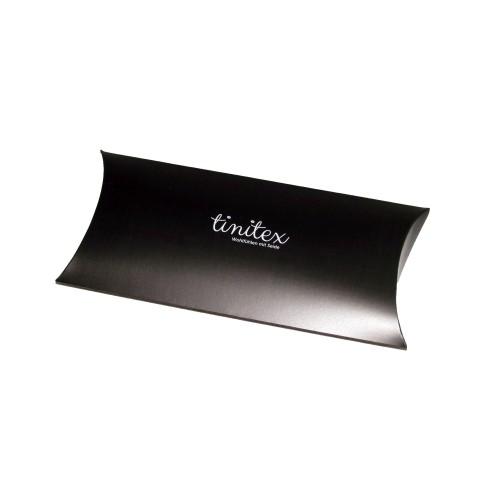 Geschenkverpackung schwarz inkl. einpacken