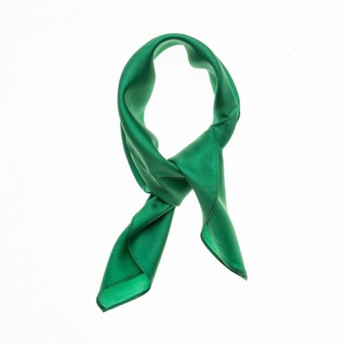Nickituch Halstuch Twill grün
